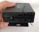 Web server do sistema de seguimento do veículo de GPS105b/Tk105b e aplicações móveis