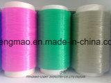 filato verde del polipropilene 600d per le tessiture