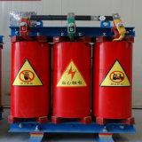 Tres Fase resina de epoxy de tipo seco transformador de energía