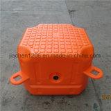 Fabrik-vielseitiger orange Plastikgroßhandelswürfel
