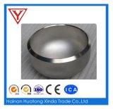 Tapa de tubo de acero inoxidable de alta calidad