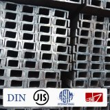 Uチャンネル鋼鉄熱間圧延Q235 JIS GB UのタイプかUpn/Upe