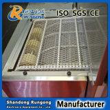 Nastro trasportatore convenzionale del tessuto per i biscotti di cottura/la cinghia della rete metallica di trattamento termico