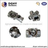 A liga de alumínio da alta qualidade do OEM morre peças sobresselentes do motor da carcaça