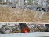 Hoja de mármol artificial del PVC de la alta capacidad que hace la máquina