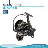 O giro seleto do pescador/reparou o carretel do equipamento de pesca do carretel (SFS-PN700)