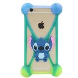 Tampa macia da caixa do silicone da alta qualidade para o iPhone 7