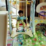 Draag Reeks van de Dia van de Kinderen van de Reeks de Binnen Plastic (HBS17009A)