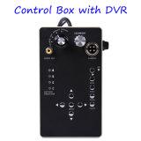 Сделайте камеру Cr110-7D1 осмотра стока 23mm с экраном 7 '' цифров LCD & запись водостотьким DVR видео- с кабелем стеклоткани от 20m до 100m