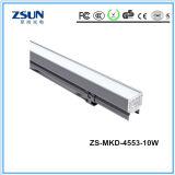 Alloggiamento modulare della lega di alluminio dell'indicatore luminoso IP65 del coperchio LED del PC