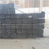 Tubo de aço pré-galvanizado de zinco de 30 ~ 180 GSM com sem rebarba
