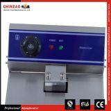 Commerciële Mini Elektrische Braadpan 10b