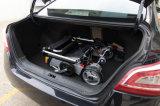 Cadeira de rodas Disabled portátil da energia eléctrica da dobradura fácil para pessoas adultas