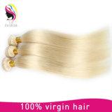 卸し売りブロンドの女性613カラーまっすぐな人間の毛髪の束