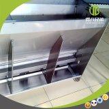 Alimentador mojado seco del alimentador lateral doble del acero inoxidable para el cerdo que ceba y sitio del destete