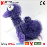 Struisvogel van de Levering van China de Zachte Dierlijke Stuk speelgoed Gevulde voor Jong geitje