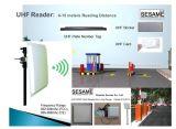 lecteur de long terme de fréquence ultra-haute de 1 - 25 M pour le système de stationnement (SLR10)