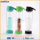 Diverso plástico de Joyshaker de la botella de agua de Irrgular de los colores del mejor precio