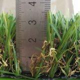 Tappeto erboso sintetico dell'erba di alta qualità per l'abbellimento dell'iarda del giardino