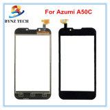 LCD 수치기 플러스 Azumi A50c A50c+ A50c를 위한 고품질 접촉 스크린 위원회