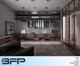 Caminhada personalizada dos Wardrobes de HPL em uns gabinetes