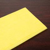 Pulitore giallo non tessuto a gettare della spolverata (YYM-001)
