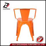 안지 Huzhou Zhejiang 중국에서 최신 판매 대중음식점 금속 의자