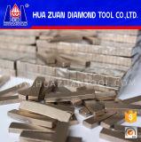 インドロシアのトルコウクライナの市場のためのダイヤモンドセグメント
