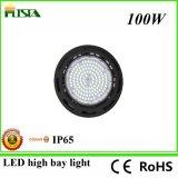 Ce RoHS 5 anos de luz elevada industrial do louro do diodo emissor de luz do UFO da garantia 100W