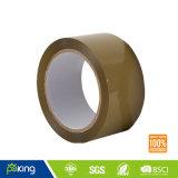 Rollo grande amarillo / Tan BOPP cinta adhesiva de embalaje
