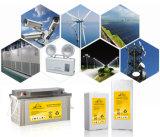 batteria libera del gel di Opzv di manutenzione 12V120ah per il sistema di energia solare
