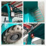 Chegada nova Forklift off-Road de 4 toneladas com motor Diesel