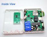 LCD 디스플레이 SMS 관리 GSM 게이트웨이, GSM는 무선 단말기 850/900/1800/1900MHz를 고쳤다