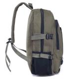 ティーネージャーのための屋外のキャンバスのバックパック袋、上るスポーツ