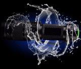 Zwart Aluminium 2000lm CREE T6 L2 Hoge Heldere 5 Sos van de Wijze Toorts 14500 het aa Aangedreven Tactische LEIDENE Flitslicht van Zoomable