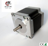 Motor de piso pequeno do ruído NEMA23 1.8deg para a impressora 16 de CNC/Textile/Sewing/3D