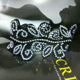De zwarte Halsbanden van de Nauwsluitende halsketting van het Kant voor Vrouwen