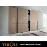 De smalle Lange het Schilderen Witte Garderobe tivo-00036hw van de Hoek van de Kast van de Garderobe