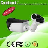 白いカラーのCMOSセンサーの弾丸CCTVのカメラ
