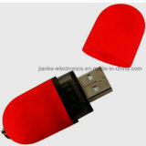 De Aandrijving van de Pen van de Douane USB van de Gift van de bevordering met Afgedrukt Embleem (202)