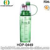 2017 перемещая бутылок воды спорта BPA свободно пластичных, бутылка спорта велосипеда пластичная (HDP-0449)