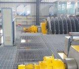 Grata d'acciaio saldata forgia per industriale