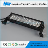 72W LED luces del remolque bar 12V 13,5 pulgadas puntual luces