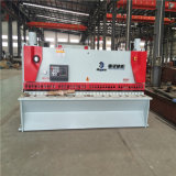 QC11k 16*3200油圧CNCのギロチンの切断のせん断機械
