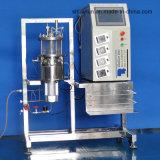 5 litri di fermentatori di vetro di sterilizzazione in situ (verticale del serbatoio di vetro dell'azionamento magnetico)