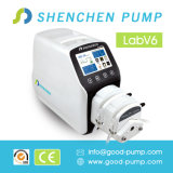 Labv6速度制御蠕動性ポンプ流動度: 0.006-2280ml/Min