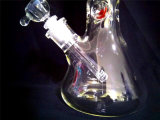 Tubulação de fumo de vidro da água do reciclador AA055 reto