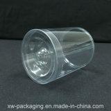Cadre en plastique de cylindre de PVC d'espace libre chaud de vente