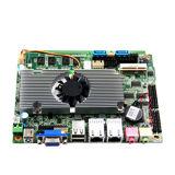 Schwachstrom-Computer-Motherboard für 2 LAN/Atom verdoppeln BordCPU/Onboard 24bit Lvds/1*Mini-Pcie Tablette Mainboard des Kern-1.86GHz
