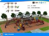 Abnehmer-Bedingung übereinstimmend, Spielplatz zusammenbauen
